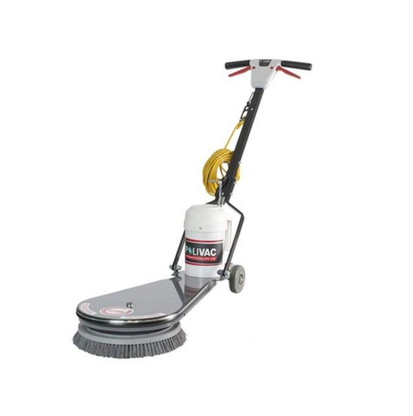 SHARK – LOW PROFILE ELECTRIC SCRUBBER